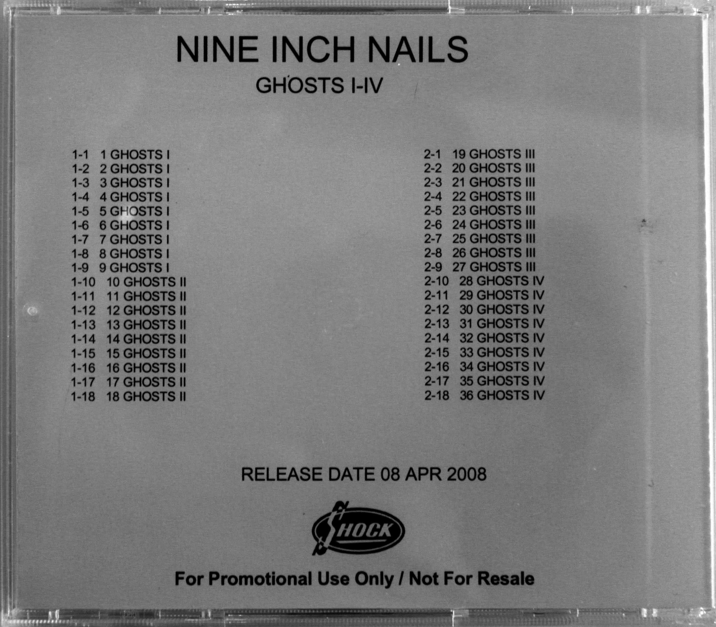 Halo 26 - pilsslip; Nine Inch Nails; Halo Collection; NIN; Trent Reznor